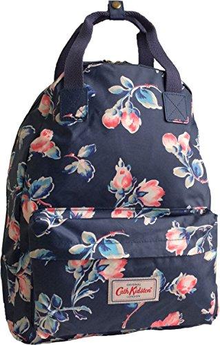 Cath Kidston Backpack in 'Rosebud Sprig' Navy