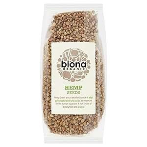 Biona Organic Hemp Seeds 250g - Pack of 2