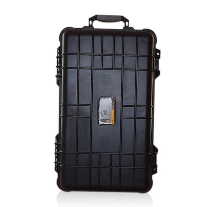 Caja de herramientas rígida, de US PRO, impermeable, con ruedas, de 55,8 cm, para viajar: Amazon.es: Bricolaje y herramientas