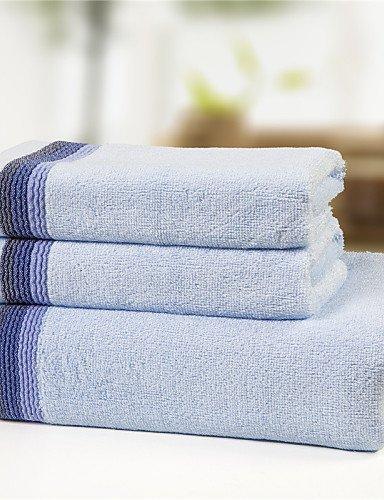 TP & baño Juego de toallas de mano – 100% algodón – bordado