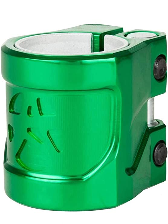 Addict Clamp Shield Clamp Pinza Patinete Verde Bottle Green ...
