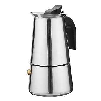 ChaRLes 100Ml Percolator Estufa Top Espresso Moka Cafetera ...
