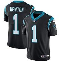 Thole NFL Camiseta Fútbol Carolina Panthers 1# Newton Equipo Fútbol Training Jersey Uniformes