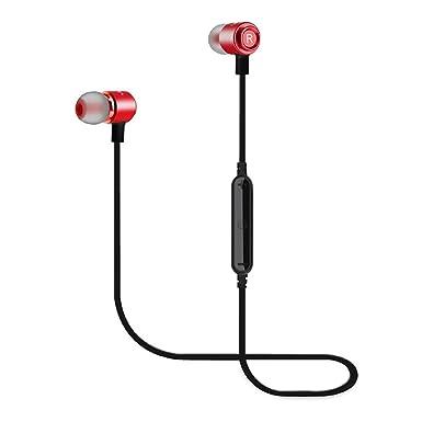 Deporte auriculares inalámbricos, ziyuo Bluetooth inalámbrico auriculares estéreo impermeable Deportes Auriculares para iPhone 7