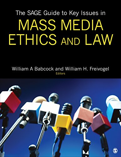 Download The SAGE Guide to Key Issues in Mass Media Ethics and Law Pdf