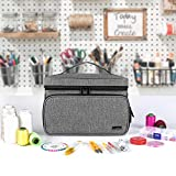 Luxja Sewing Accessories Organizer with 2