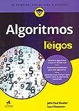 capa de Algoritmos Para Leigos