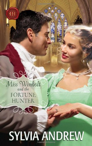 book cover of Miss Winbolt and the Fortune Hunter