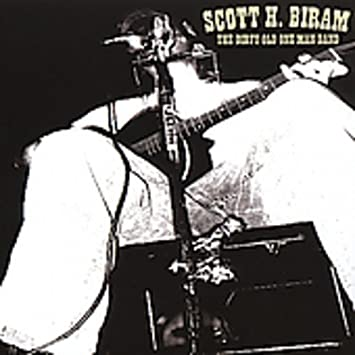 amazon dirty old one man band scott h biram カントリー 音楽