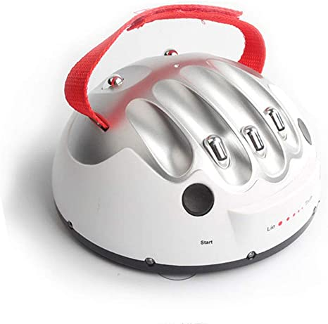 GRF Micro Electric Shock Detector De Mentiras Juego De Mesa Juego Máquina De Fiesta Verdad Gran Aventura Descompresión Diversión Juguete: Amazon.es: Deportes y aire libre