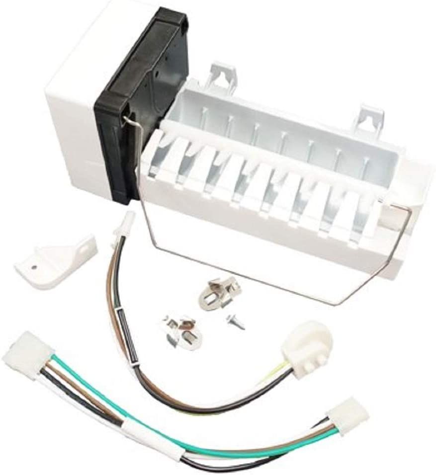 Edgewater Parts 61005508 Ice Maker Compatible With Whirlpool Refrigerator