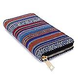 JD Million shop Women Wallet Aztec Female Purse Ladies Tribal...