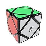 GoodPlay MoYu Skewb Speed Cube Puzzle Sticker Black(+One Customized Tripod)