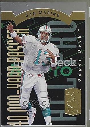 9dcb9f2ea Amazon.com  Dan Marino (Football Card) 1993 Upper Deck SP - All-Pros  AP4   Collectibles   Fine Art