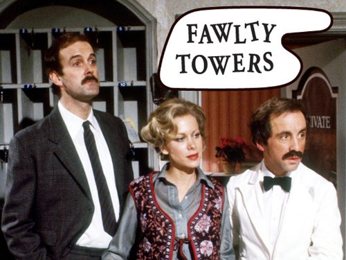 Fawlty Towers Season 1 - Barcelona Tower