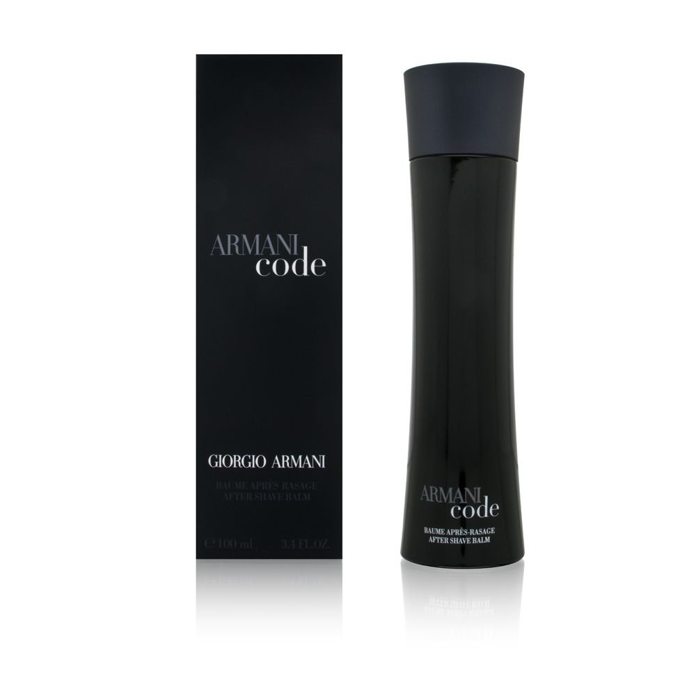 Armani Code After Shave Balm - 100ml/3.4oz ARM00297