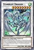 YuGiOh Stardust Dragon SHSP-ENSE1 Super Rare