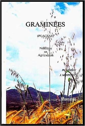 Livres Graminées (poaceae) nuisibles en agriculture pdf
