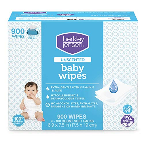 900 count wipes - 9
