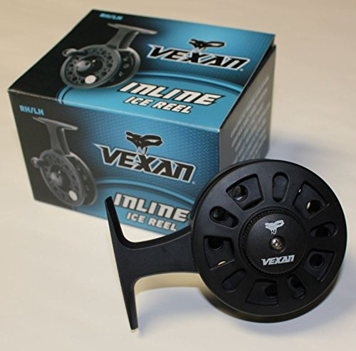 Vexan Inline ICE Fishing Reel