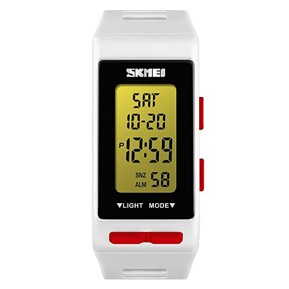TONSHEN Unisex Outdoor Deportivo Relojes LED Electrónica ...