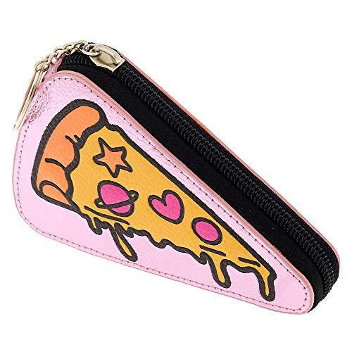 Coin Metallic Pizza Purse Pink Claire's Girl's pq4Cxw4t