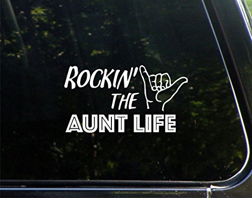 Rockin' The Aunt Life - 7