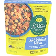 The Jackfruit Company, Complete Jackfruit Meal Indian, 10 Ounce