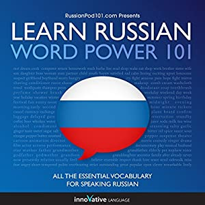 Learn Russian - Word Power 101 Hörbuch