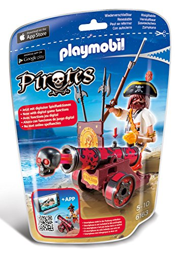 PLAYMOBIL Red Interactive Cannon with -