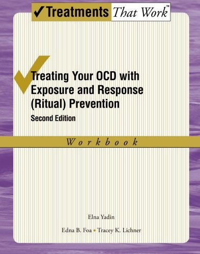 Expert choice for exposure and response prevention workbook
