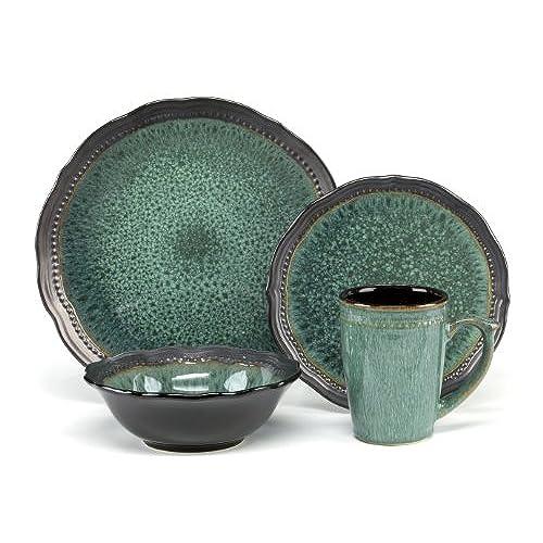 Stoneware Dinnerware: Amazon.com