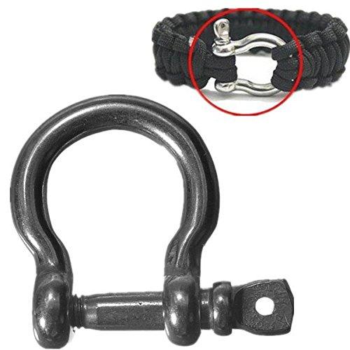 Bracelet Shackle Sports & Outdoor - Zinc Alloy Paracord Bracelet Shackle - Selection Bangle Trammels - 1PCs (Hand Davis Compass Bearing)