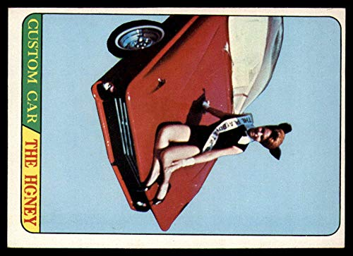 Racing Nascar 1965 Hot Rods #59 The Honey -