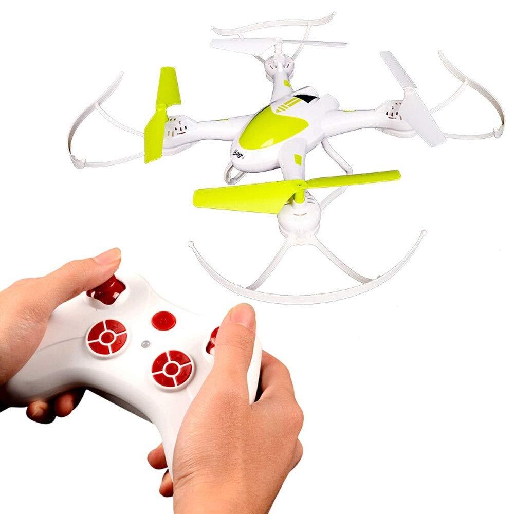 ElevenY Mini Quadcopter Drone per Bambini e Principianti RC Helicopter Plane con Auto Hovering, 3D Flip, modalità Headless, Giocattoli per Ragazzi e Ragazze (Due Colorei)