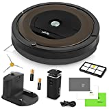irobot dock - iRobot Roomba 890 Robotic Vacuum Cleaner with Wi-Fi Connectivity + Extra Sidebrush Bundle