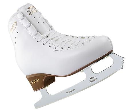 ebde2431de4a6e Edea, pattini da ghiaccio Overture per pattinaggio di figura, junior, UK  1.5 /