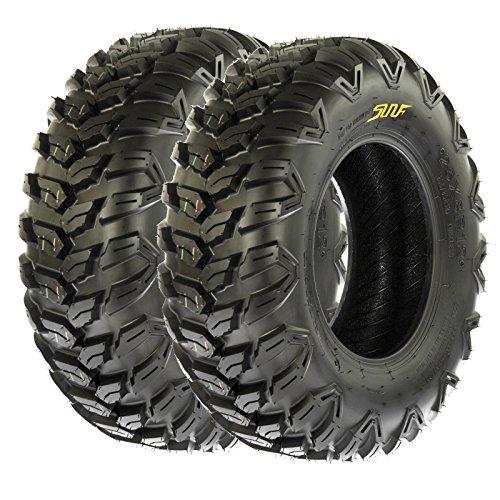 SunF 25x8R12 Tires A043 pair