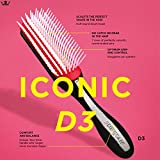Denman Classic Styling Brush 7 Rows - D3 - Hair