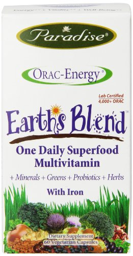 Paradise Herbs Energy Multi Count product image
