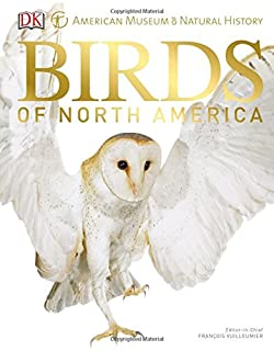 Book Cover: American Museum of Natural History Birds of North America