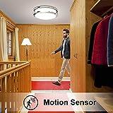 Lineway Ceiling Light Motion Sensor LED Flush Mount