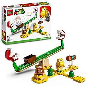 LEGOSuperMarioScivolodellaPiantaPiranha-PackdiEspansione,Giocattolo,SetdiCostruzioni,71365 LEGO