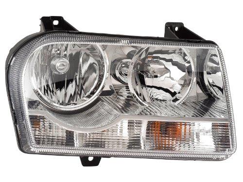 2005-2008 Chrysler 300 Left Mopar Headlamp - 4805757AH