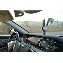 Car Mount Holder for Smart Phones Compatible with Iphone Samsung Galaxy Google Pixel Nexus OnPlus LG Huawei