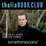 Thalia Book Club: Lost for Words by Edward St. Aubyn | Edward St. Aubyn