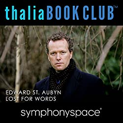 Thalia Book Club: Lost for Words by Edward St. Aubyn