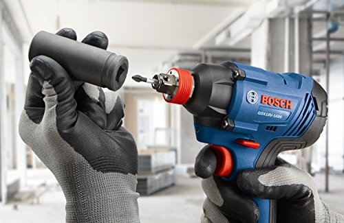 Bosch In. Two-In-One Socket-Ready Kit