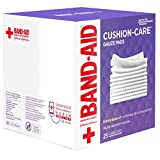 Band-Aid Brand Cushion Care Non-Stick Gauze