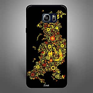 Samsung Galaxy Note 5 Yellow Flowers